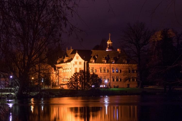 Schloss Reinbek - Orange your city 2017